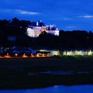 Zamek w Chaumont nad Loarą