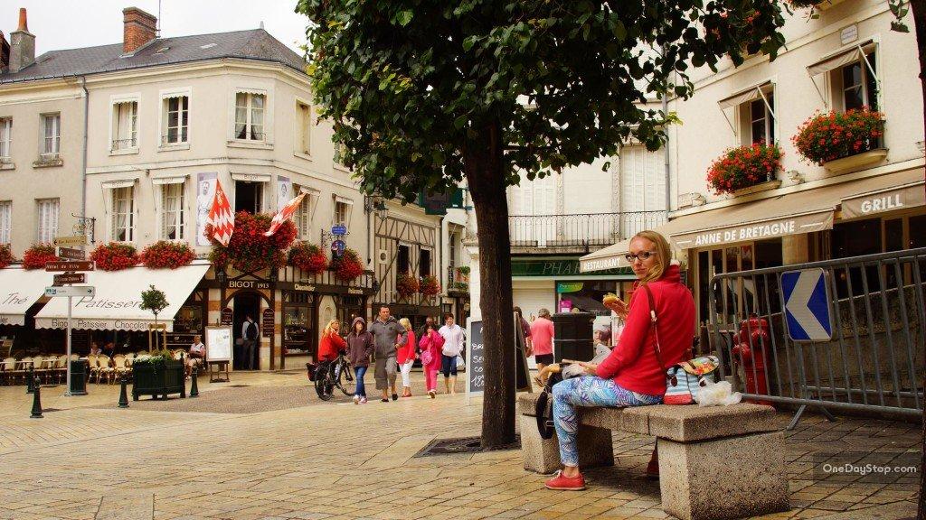 Amboise, Dolina Loary
