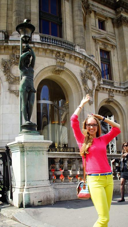 Wielkie Bulwary i okolice Opery w Wiedniu