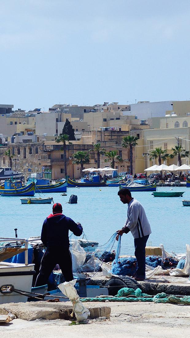 Marsaxlokk /Malta