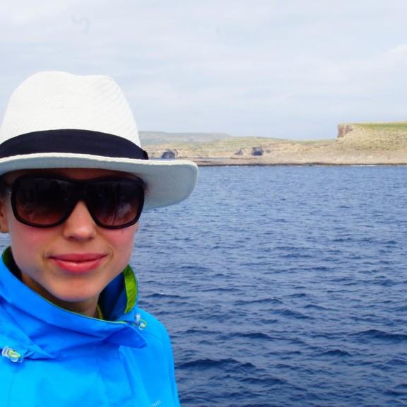 W drodze promem z Malty na Gozo