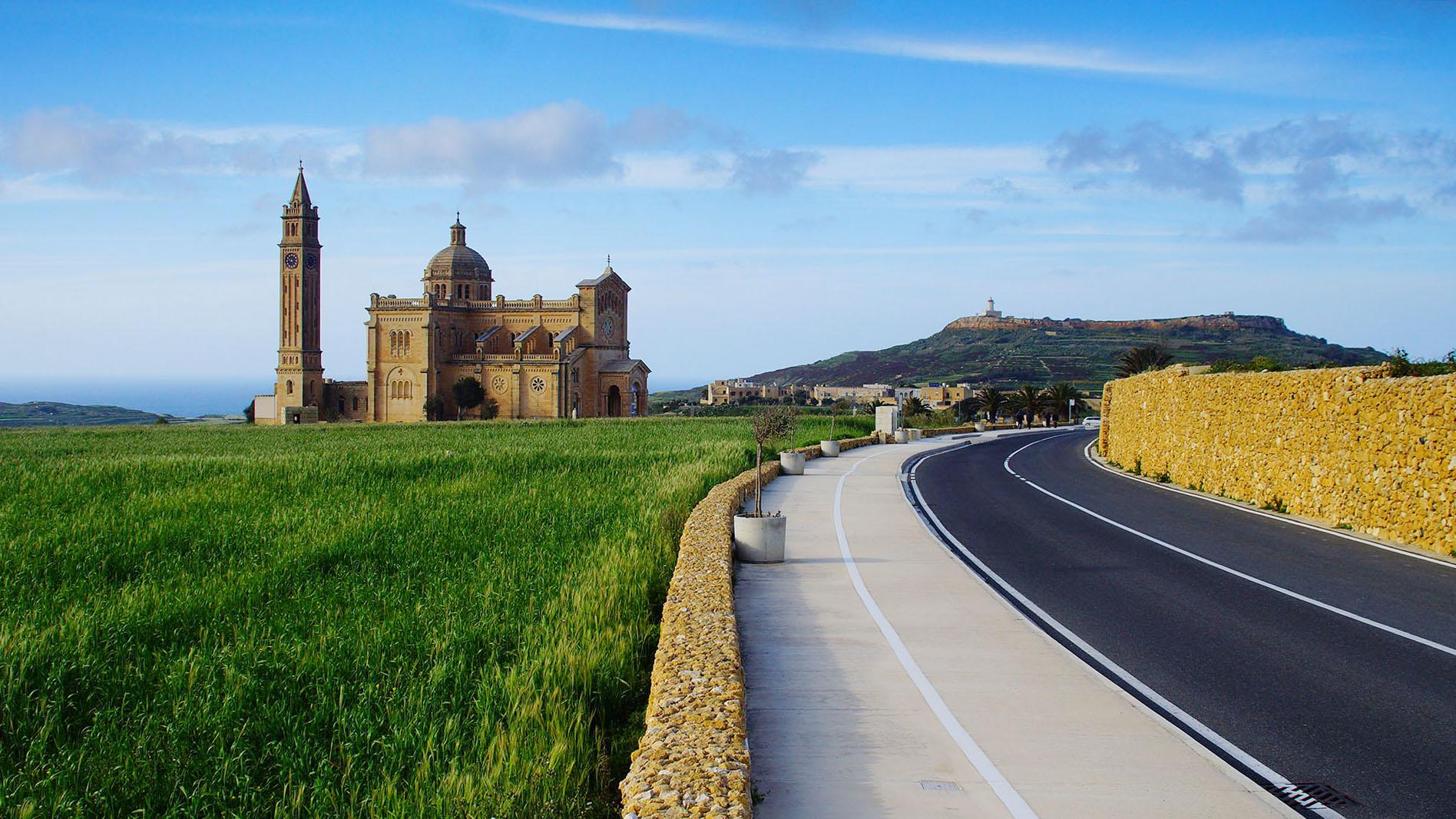 Basilica of Ta'Pinu, Gozo