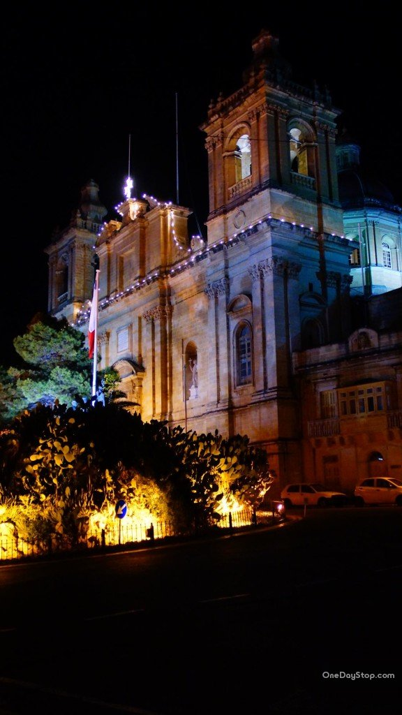 Church of St Lawrence w Vittoriosie /Malta