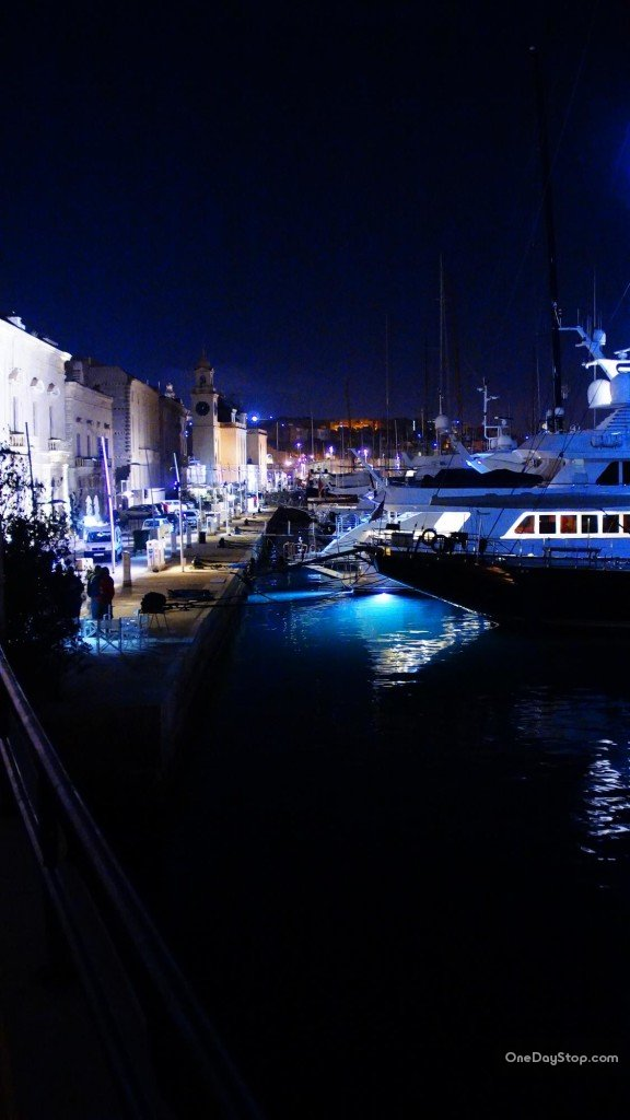 Dockyard Creek z brzergu Vittoriosy /Malta
