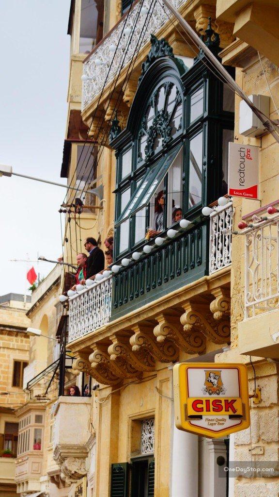 Loże dla VIP z widokiem na miejsce spotkań - Loże dla VIP z widokiem na miejsce spotkań - Victory Square (Misraħ ir-Rebħa)
