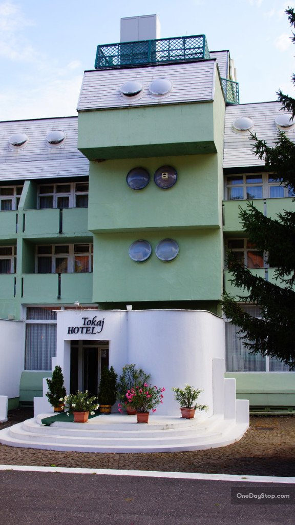 Tokaj hotel