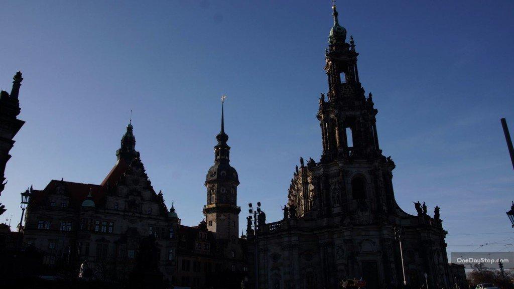 Dresden, Drezno, Niemcy
