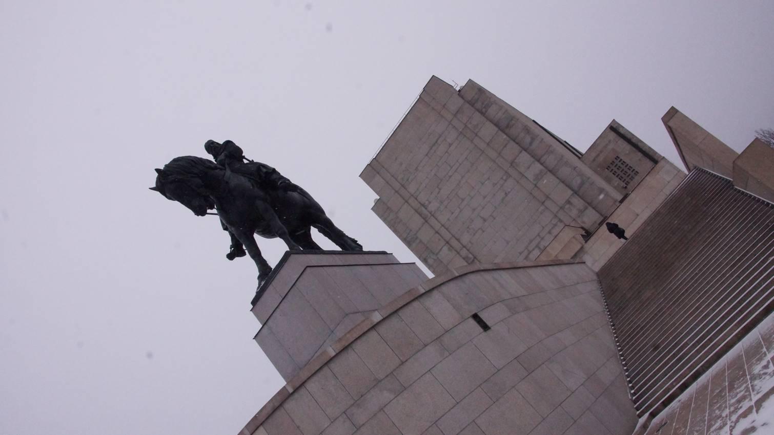 Pomnik Jana Żiżki w Pradze