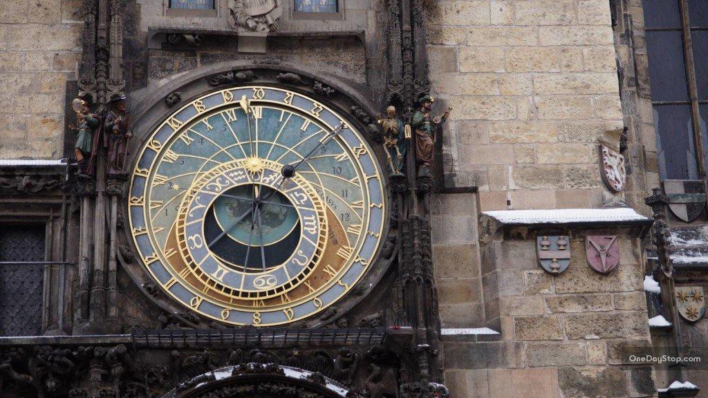 Zegar praski, Praga
