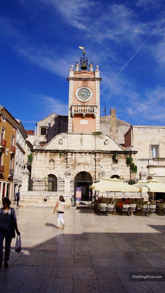 Zadar, Narodni trg