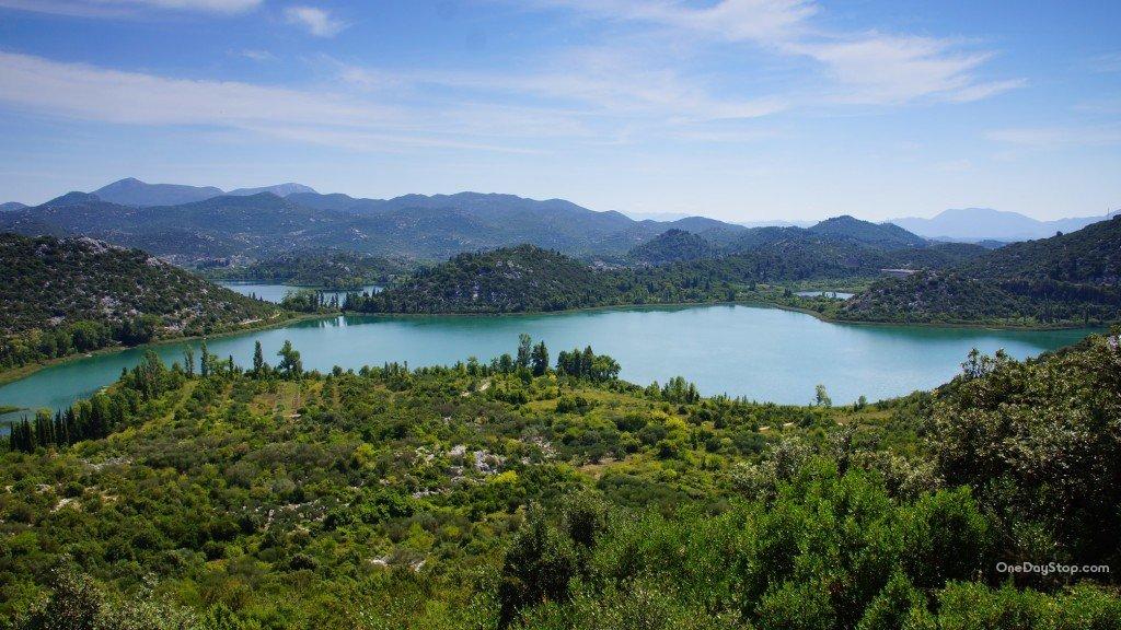 Baćinska Jezera, Chorwacja