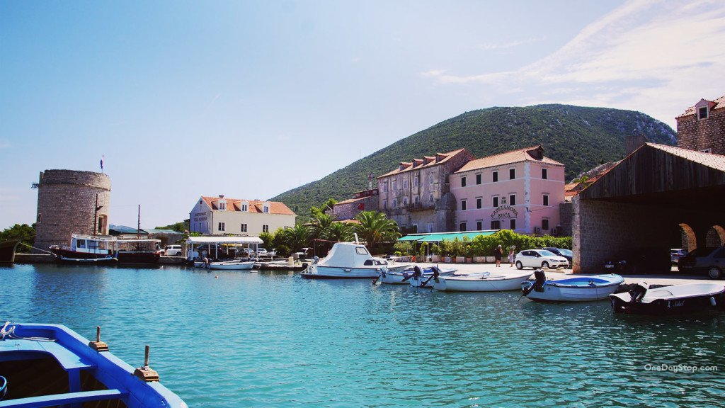 Mali Ston, Chorwacja
