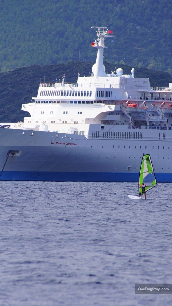 Windsurfing, Orebić, Kuciste, Chorwacja
