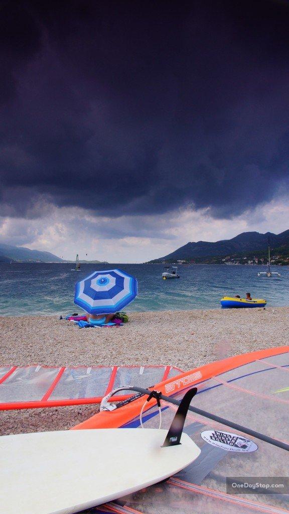 Beach, Kuciste, Chorwacja