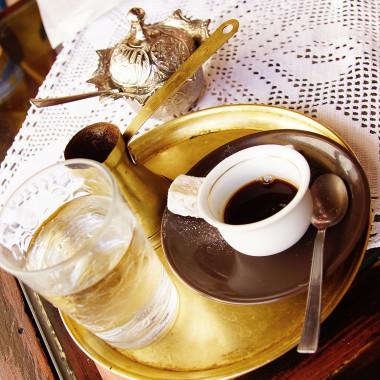 Kawa bośniacka (bosanska kafa)