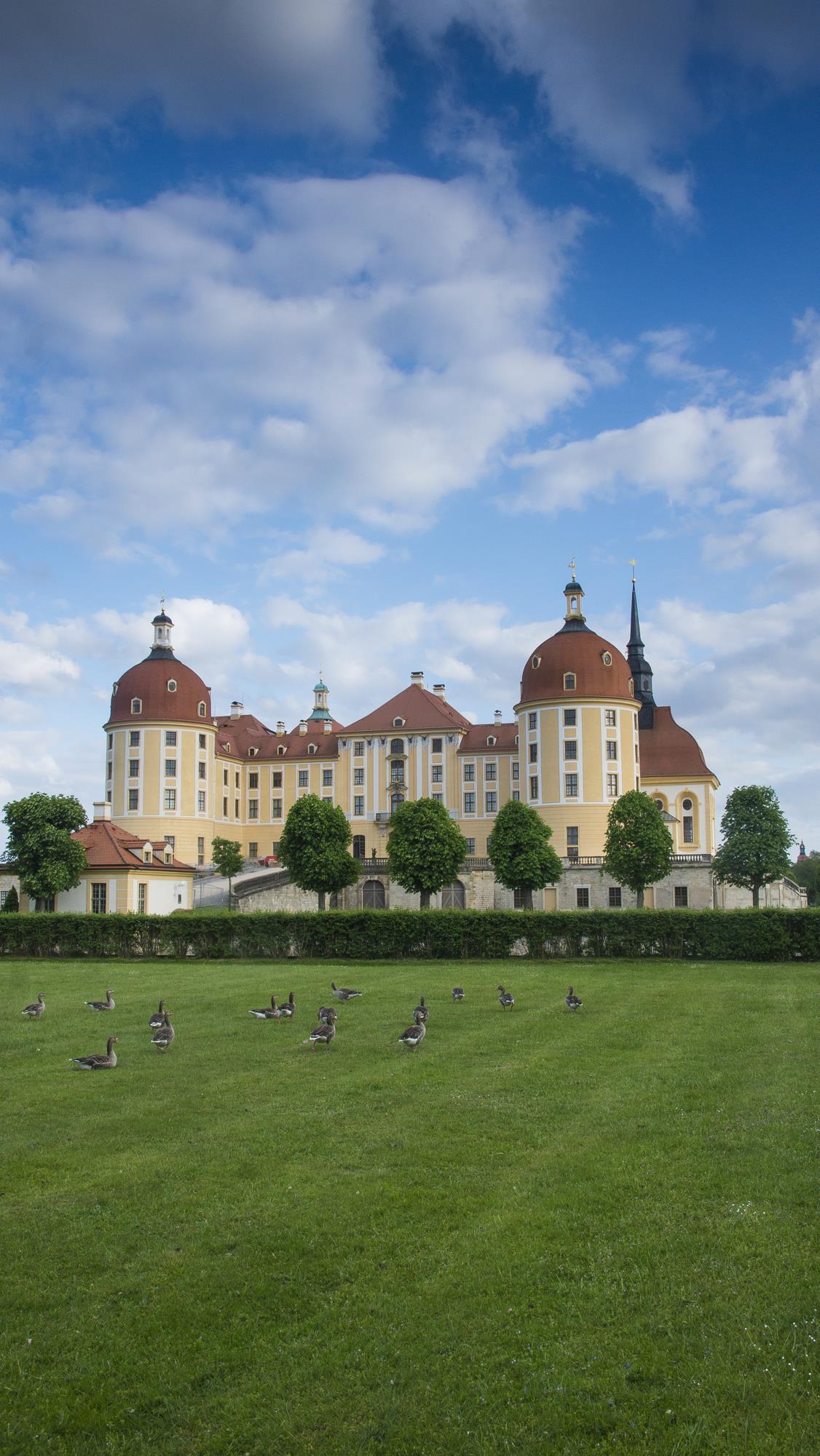 Moritzburg, Saksonia