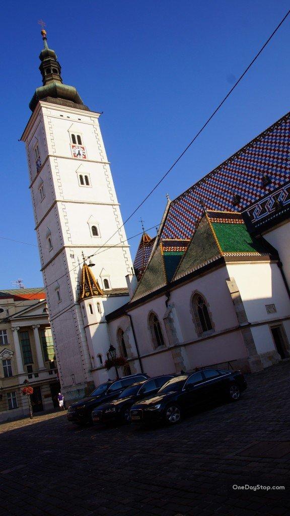 Zagrzeb, Chorwacja