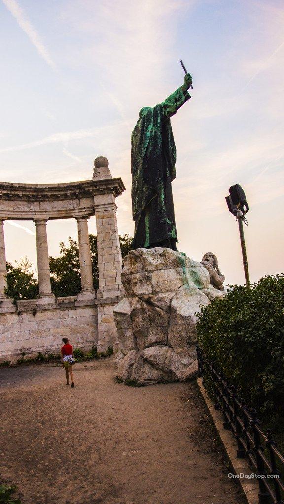 Gellert, Budapeszt, Węgry