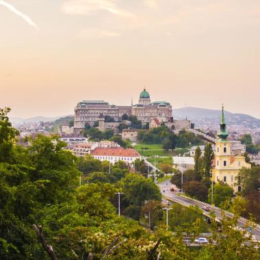 Zamek, Budapeszt, Węgry
