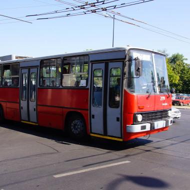 Ikarus, trolejbus, Budapeszt, Węgry