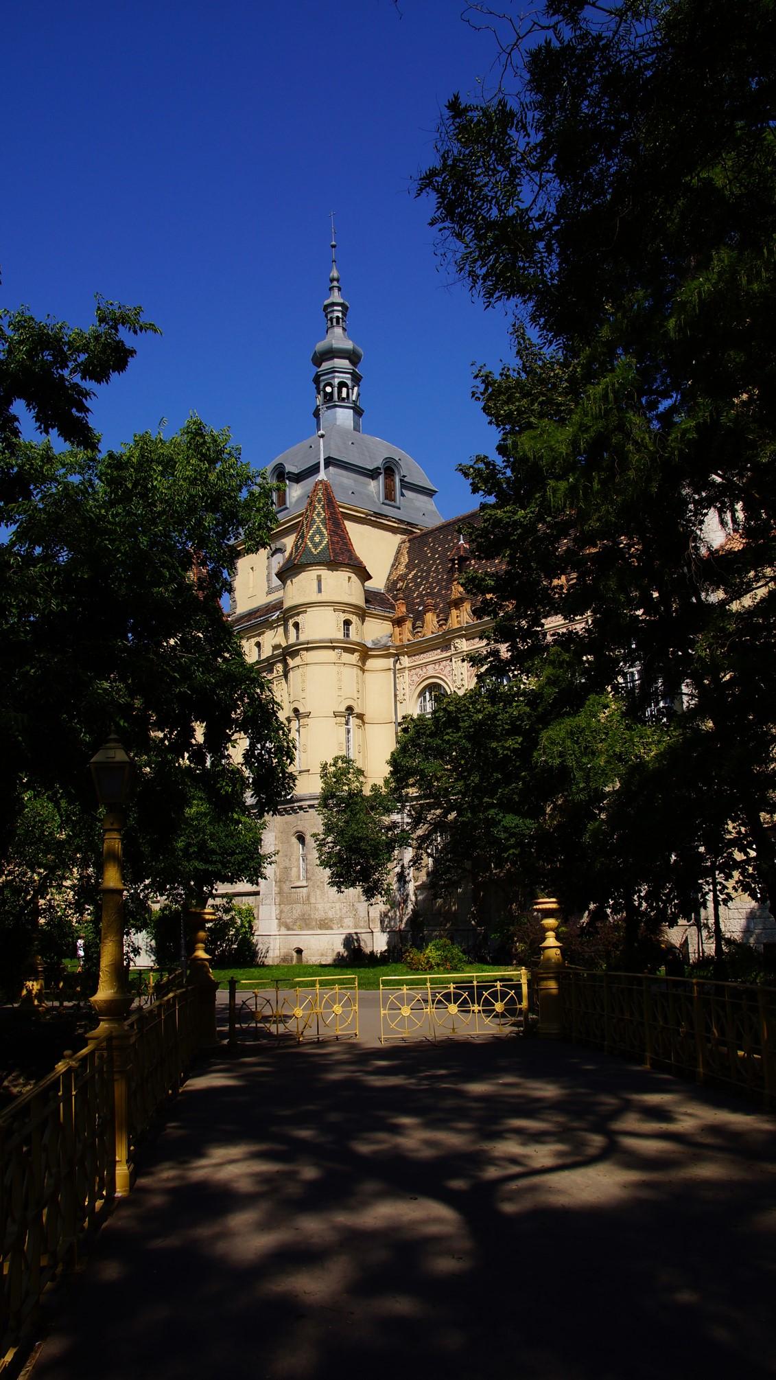 Városliget, Budapeszt, Węgry