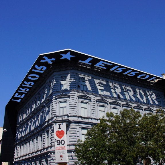 House of Terror, Budapeszt, Węgry