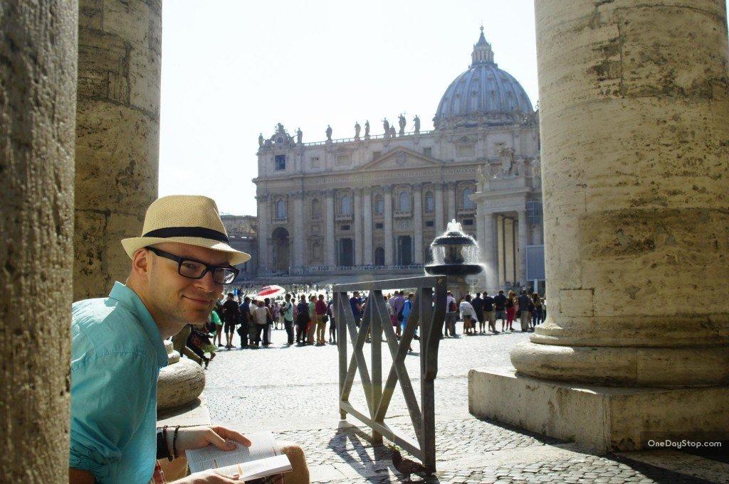 Plac Świętego Piotra, Bazylika Świętego Piotra, Watykan