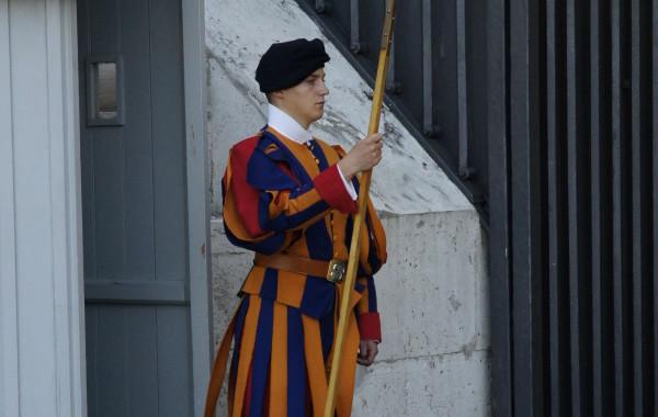 GWardia Szwajcarska Watykanu