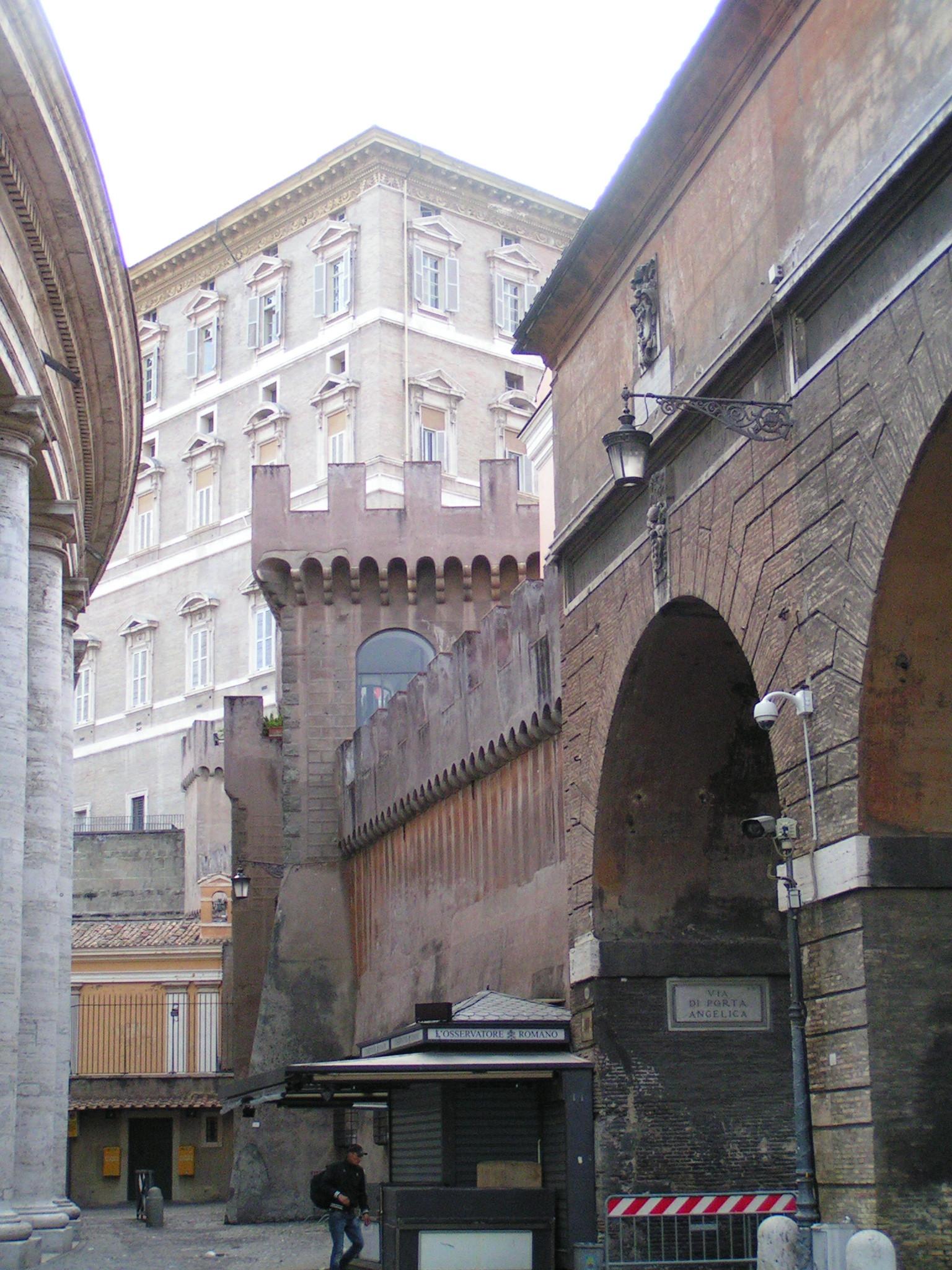 Mury Watykanu