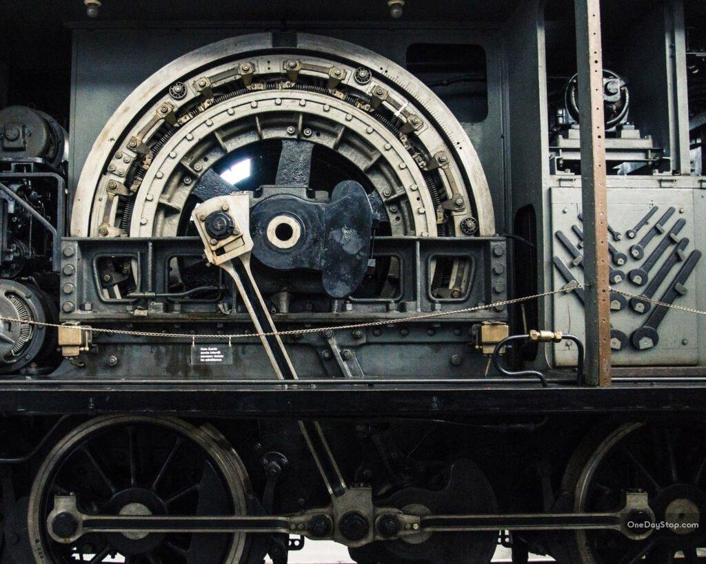 Napęd lokomotywy