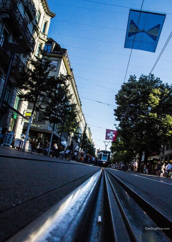 zurich - bahnhofstrasse
