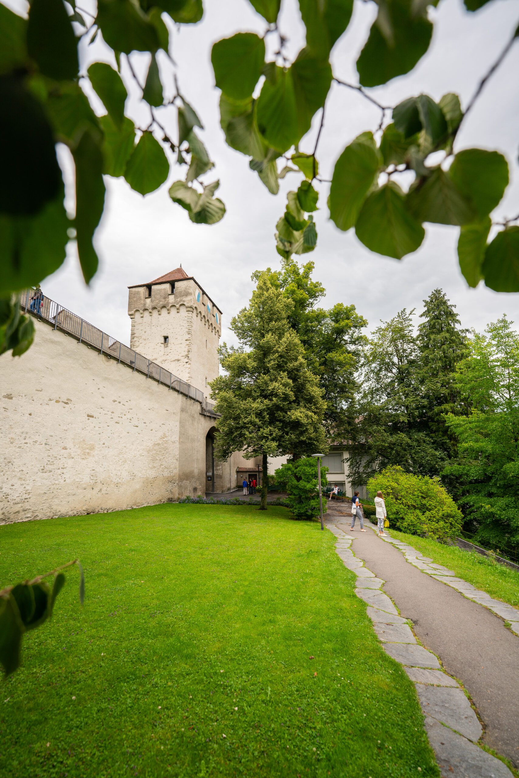 Mury obronne Lucerny