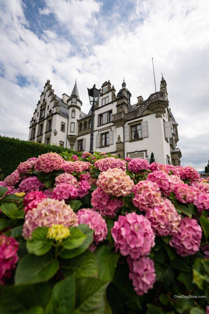 Zamek Meggenhorn - Lucerna