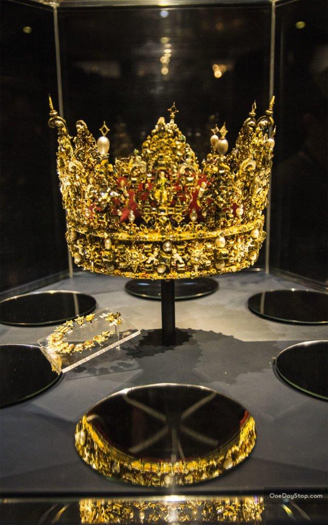 Skarbiec królewski w Rosenborg