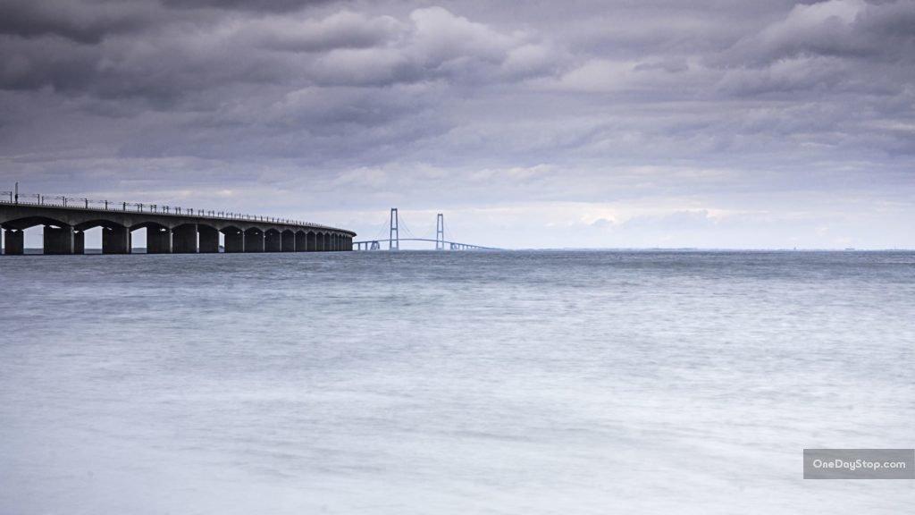 Storebæltsbroen – most w Danii, położony nad Wielkim Bełtem
