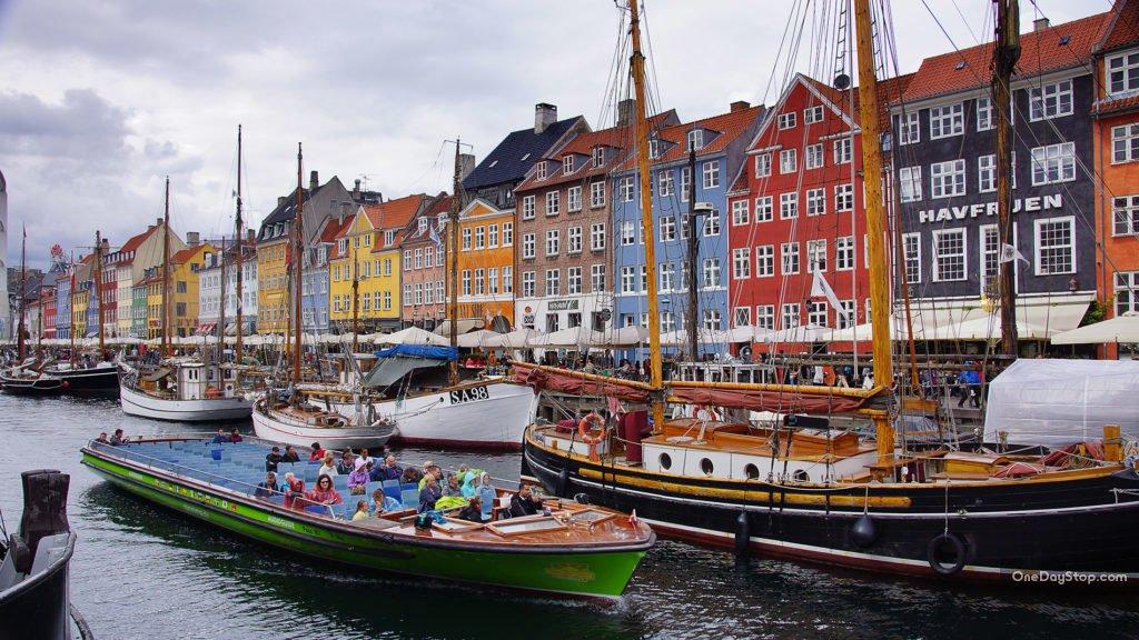 Kopenhaga, Nowy port – Nyhvan