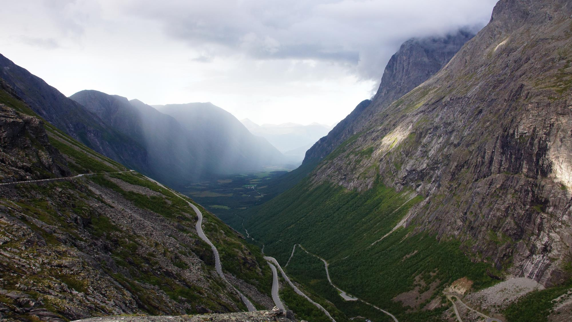 Trollstigen and Isterdalen