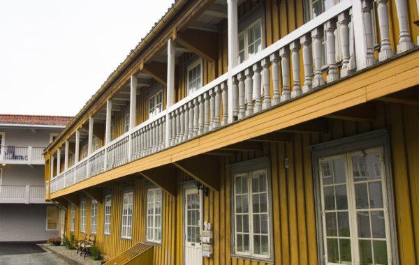 Old town, Trondheim