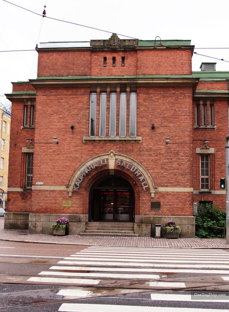Hakaniemen Kauppahalli Helsinki
