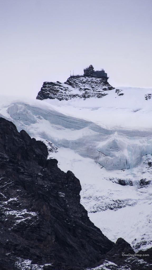 Sphinx, Jungfraujoch