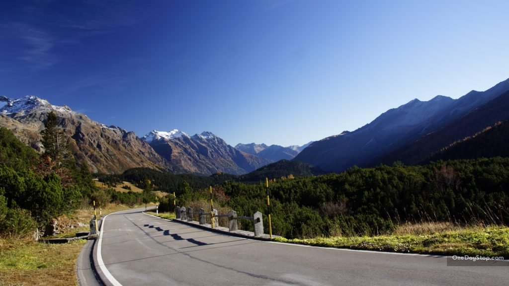Berhnardinpass, San Bernardino Pass