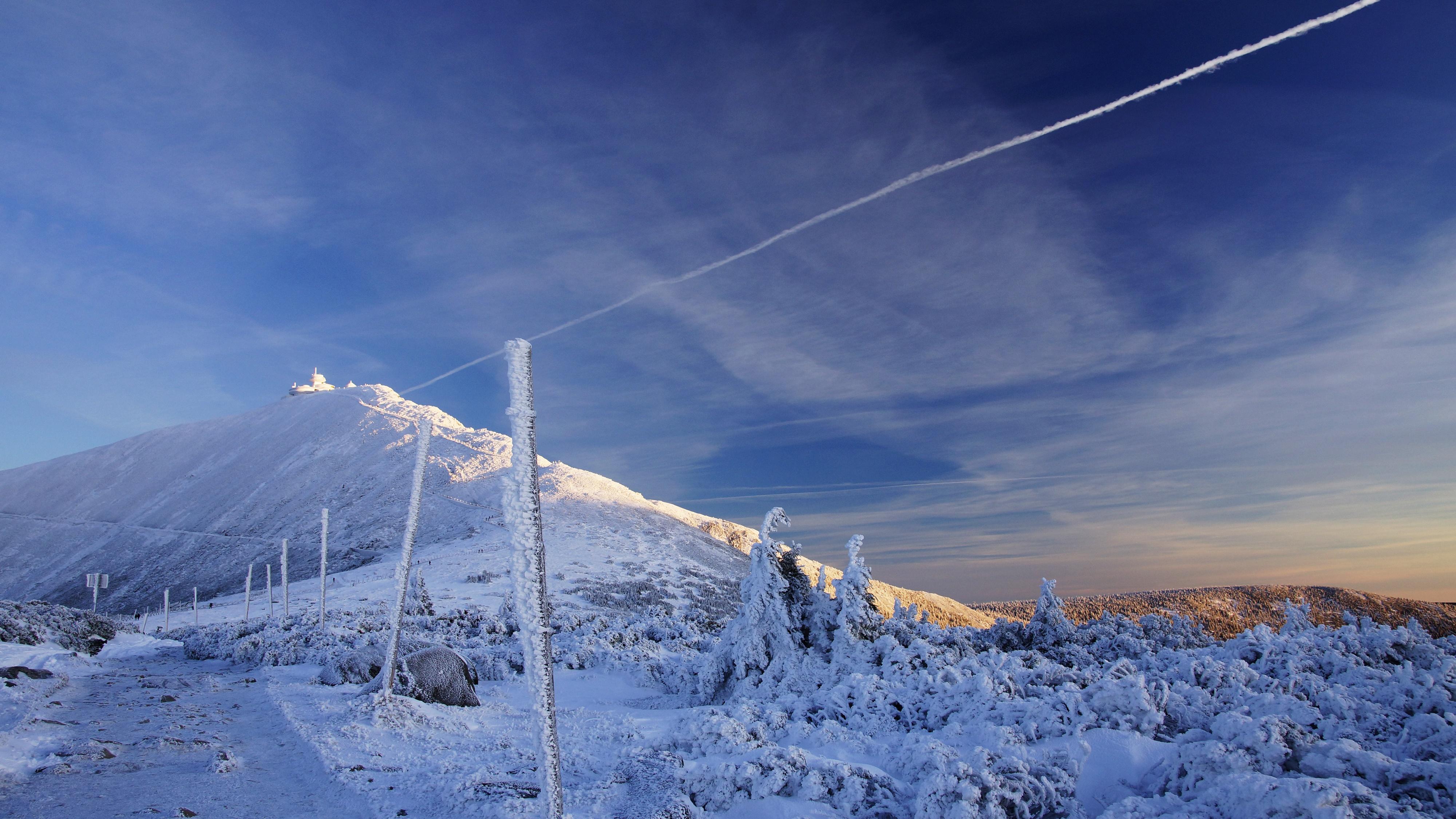 Karkonosze, Śnieżka