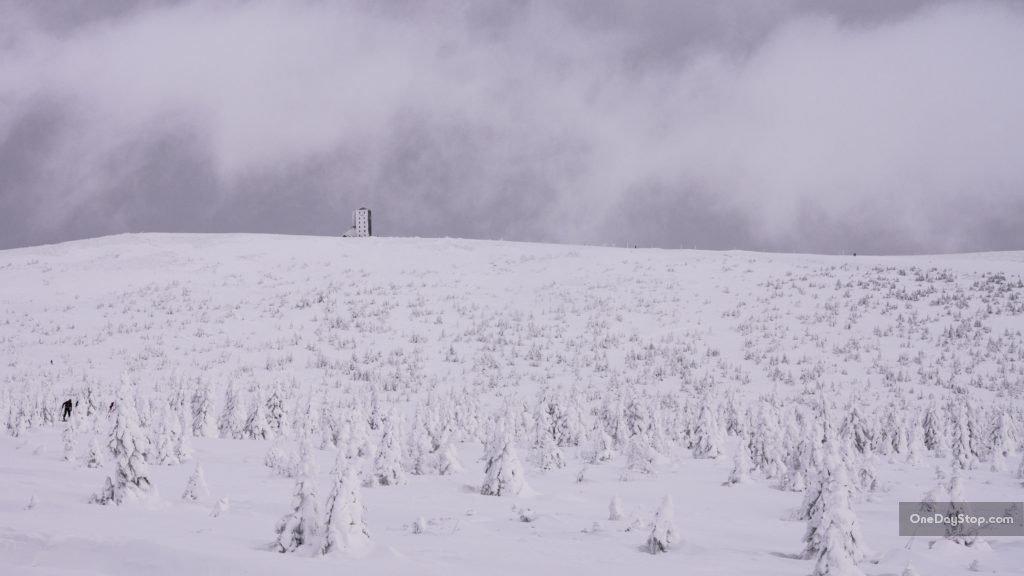 Centrum Nadawcze nad Śnieżnymi Kotłami
