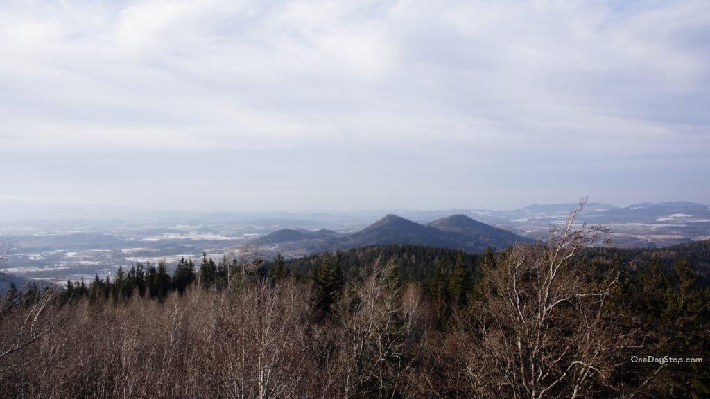 Rudawy Janowickie - widok na Góry Sokole