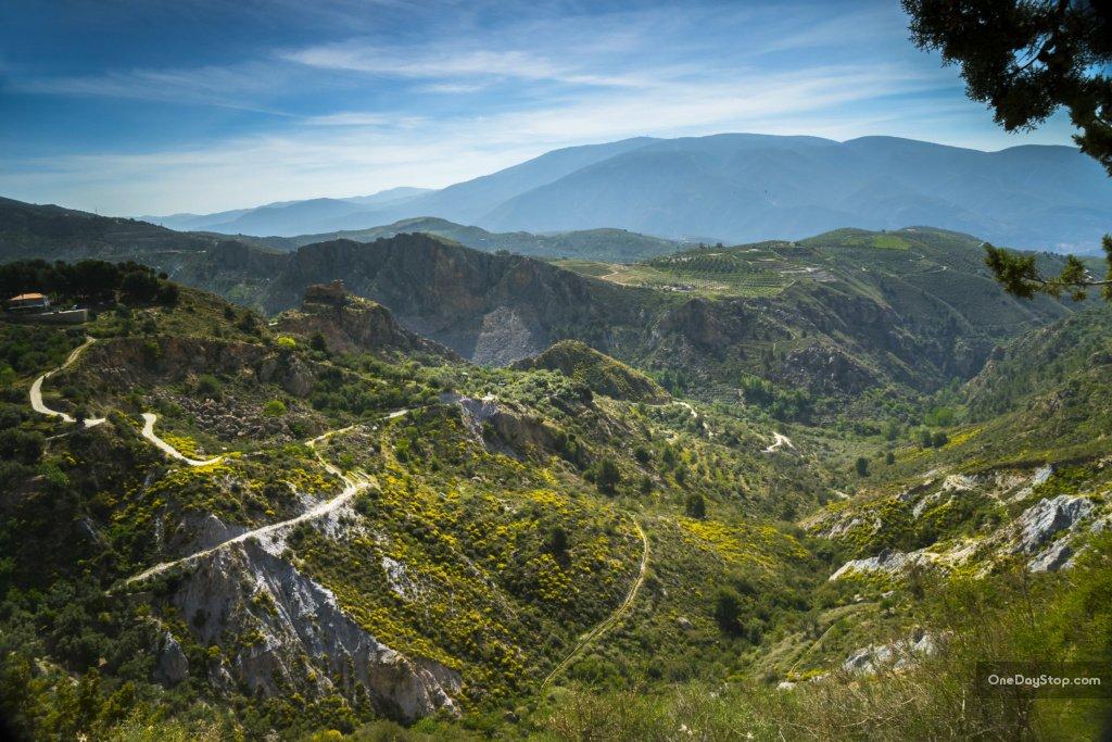 Lanjarón - Las Alpujarras