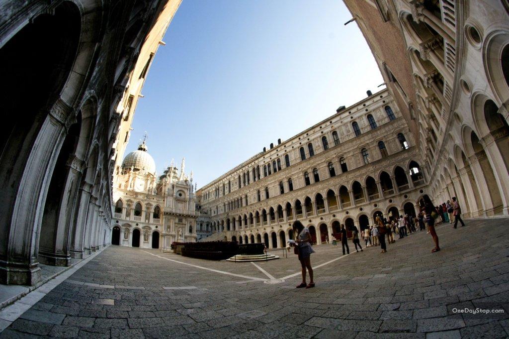 Pałac Dożów - Wenecja