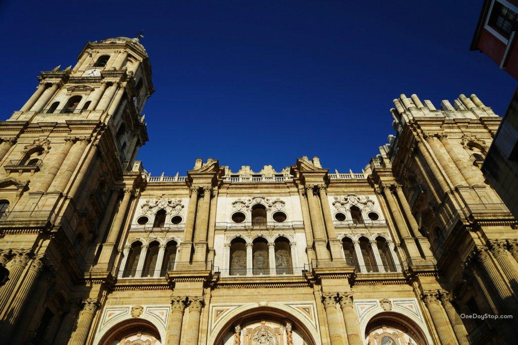 Malaga - Katedra