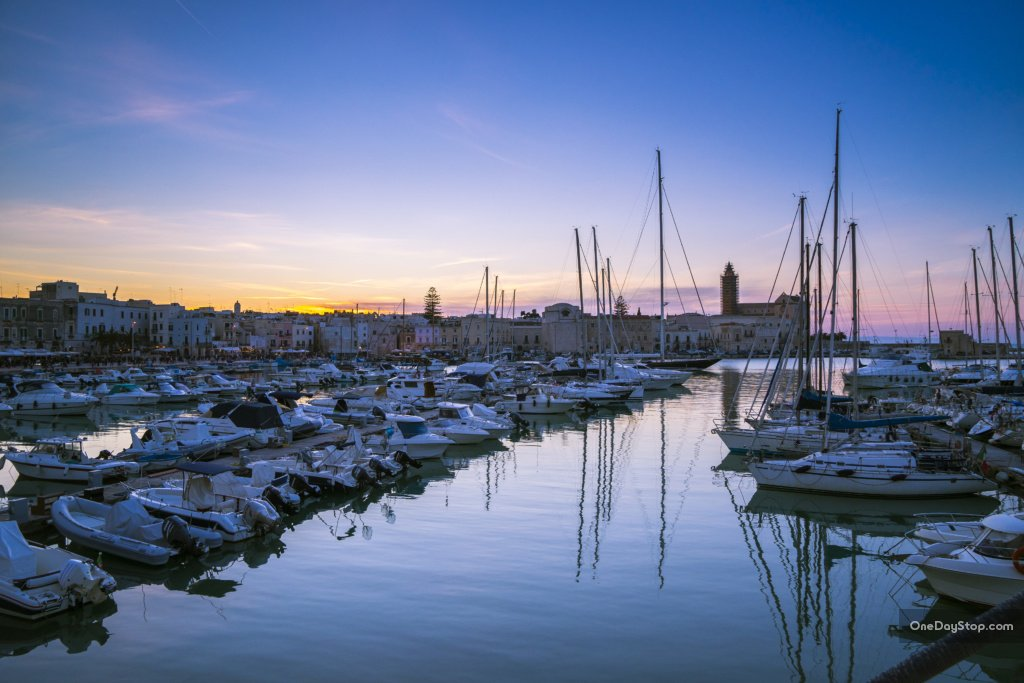 Port of Trani, Puglia