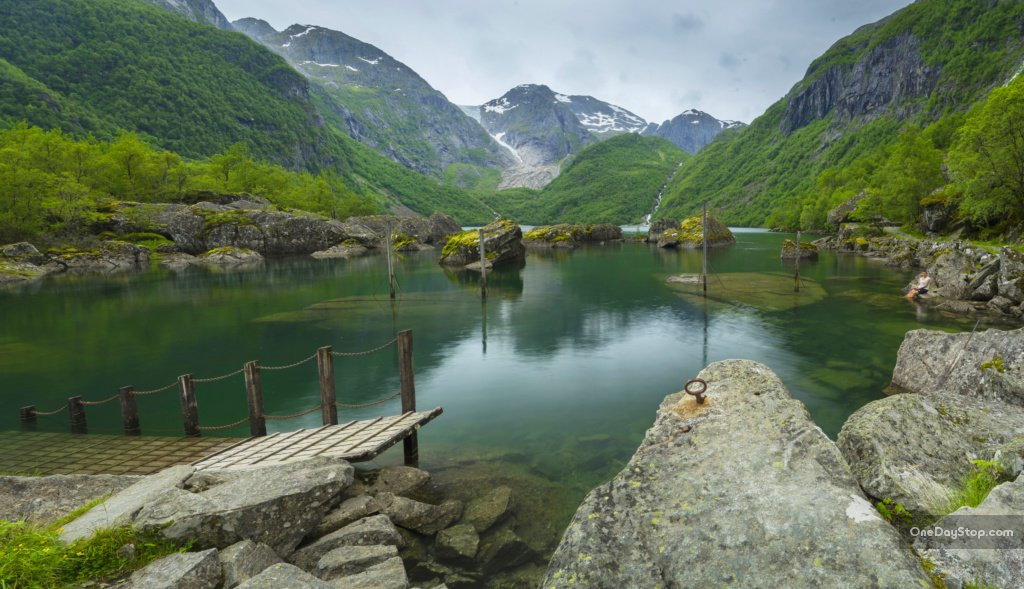 Bondusvatnet, Sundal