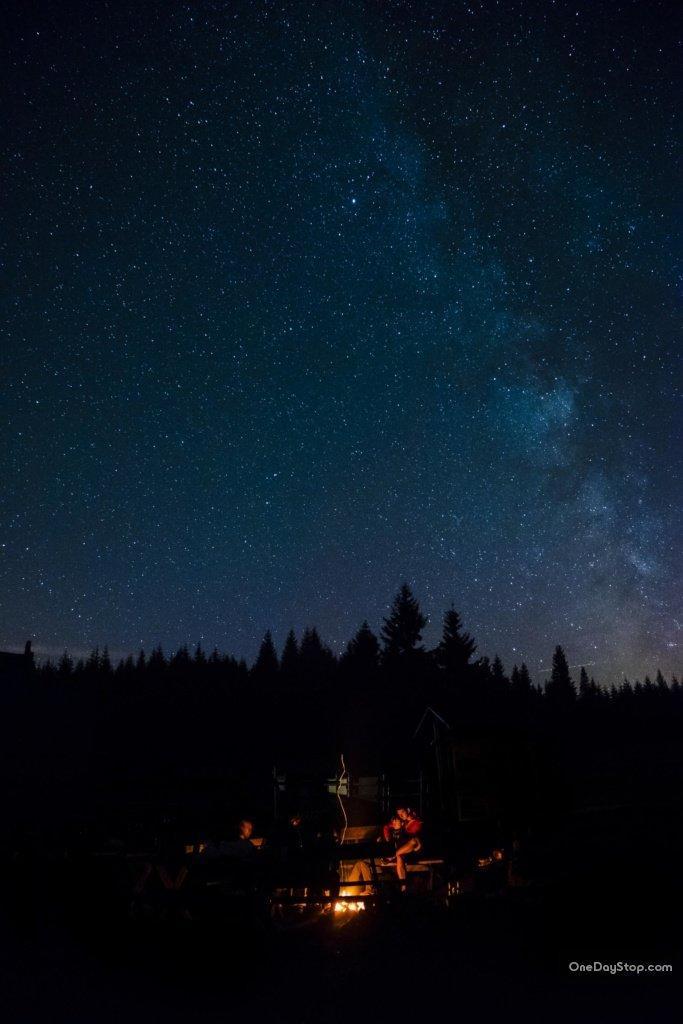 Góry Izerskie, Park Ciemnego Nieba